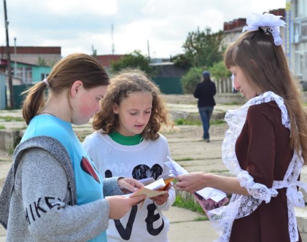 53 семьи в Артинском районе получили помощь в рамках акции «Пора в школу»