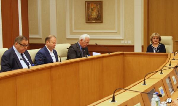 Совет Законодательного Собрания утвердил повестку 26 заседания