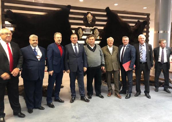 Сергей Никонов принял участие в работе выездного заседания экспертного совета Госдумы