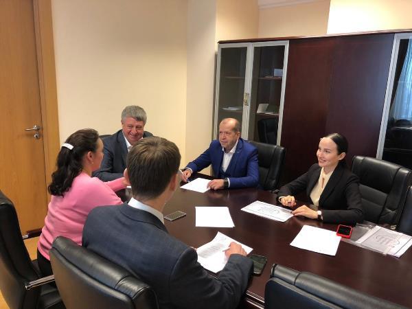 Сторонники провели заседание наблюдательного совета проекта «Центр поддержки гражданских инициатив»