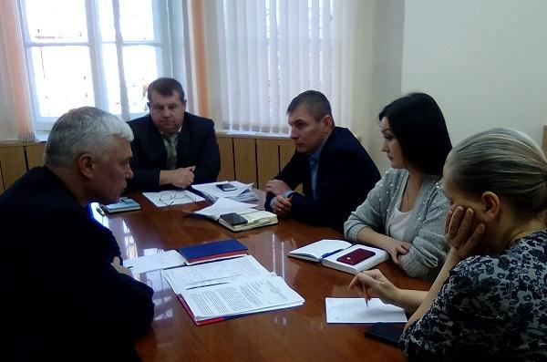 В Верхнем Тагиле прошло совещание руководства города с активистами проекта «Безопасные дороги»