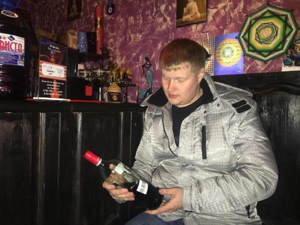 «Народный контроль» пресек незаконную торговлю алкоголем