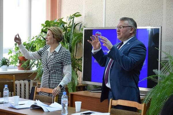 Сергей Никонов выступил модератором на площадке региональной дискуссии «Обновление – 2018»