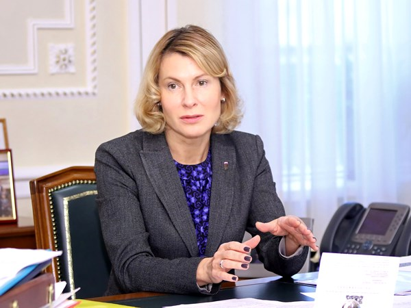 Елена Чечунова: Свердловская область претендует в 2019 году на существенную поддержку федерального бюджета на реализацию нацпроектов