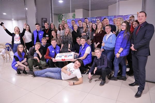 В Екатеринбурге отметили день рождения «Молодой Гвардии «Единой России» (ФОТО)