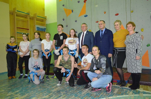 Сергей Никонов: Еще одним современным спортивным объектом стало больше