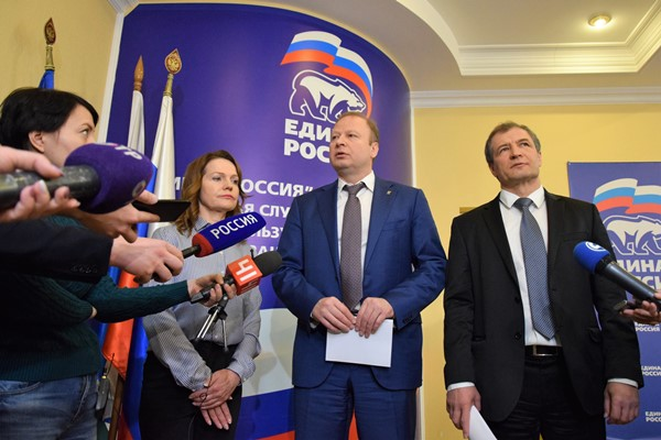 Президиум регионального политсовета ЕР рекомендовал гордуме Екатеринбурга отменить решение о повышении оплаты труда выборных должностных лиц Екатеринбурга