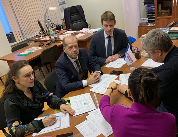 В Екатеринбурге состоялось заседание Наблюдательного совета проекта «Центр поддержки гражданских инициатив»