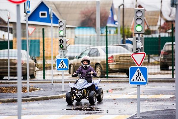 В Богдановиче в следующем году заработает новый городок безопасности дорожного движения