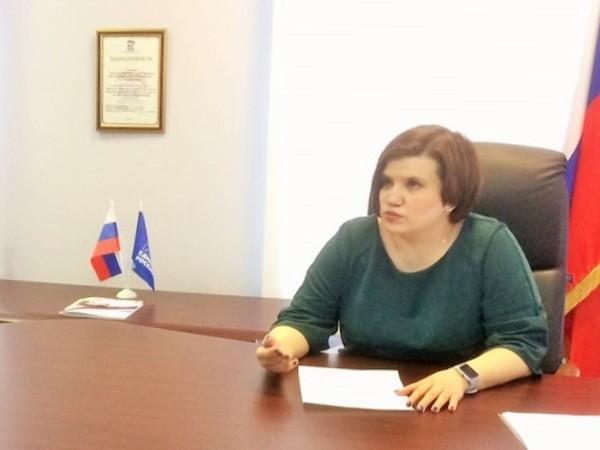В Общественной приемной работала специалист Пенсионного Фонда РФ по Свердловской области