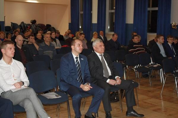 В местных отделениях Партии города Екатеринбурга прошли ежегодные Конференции