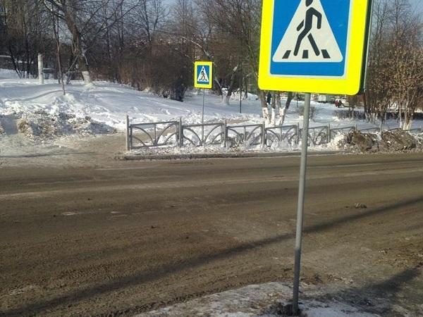 «Особенно поразили очищенные от снега пандусы»: качество уборки улиц в Первоуральске приятно удивило специалистов