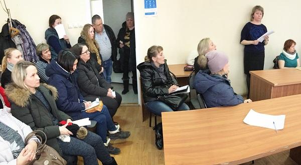 В Верхней Пышме единороссы организовали семинар по поддержке временно неработающих граждан