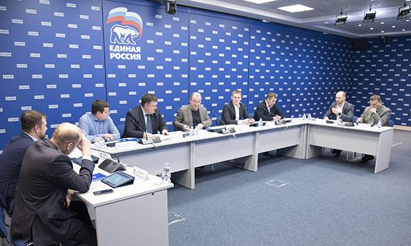 «Единая Россия» отобрала первых финалистов конкурса общественно значимых проектов «первичек»