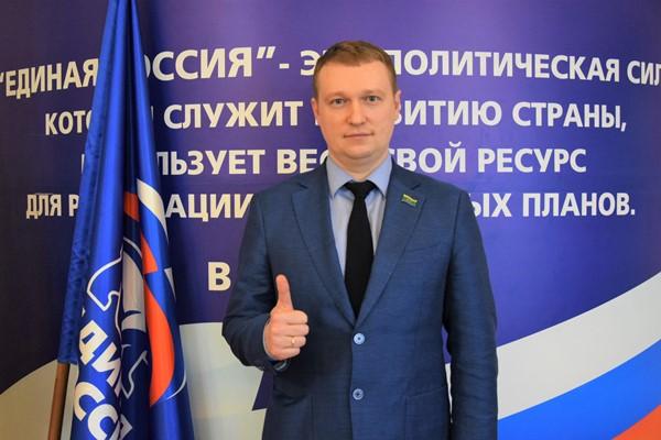 Владимир Смирнов: «Я родился и вырос в Орджоникидзевском районе»
