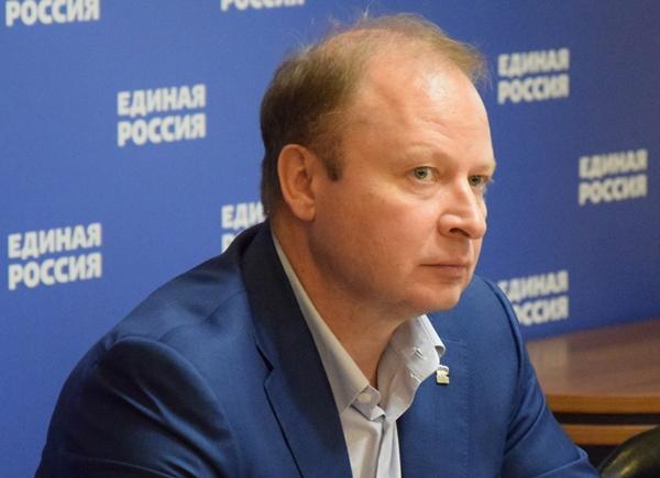 Виктор Шептий принял участие в заседании Совета политических партий при полномочном представителе Президента в УрФО