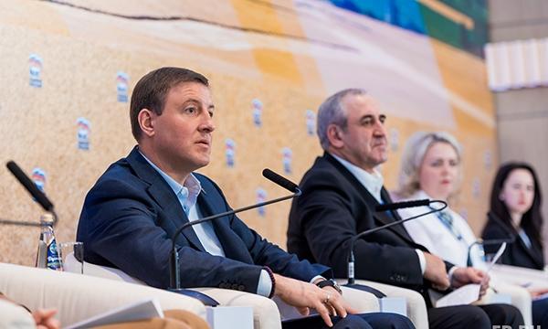 Андрей Турчак: «Единая Россия» будет добиваться, чтобы госпрограмма комплексного развития сельских территорий приобрела статус нацпроекта