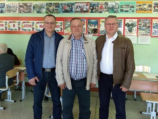 Сергей Никонов: «Партия обеспечивает высокий уровень организации праймериз»