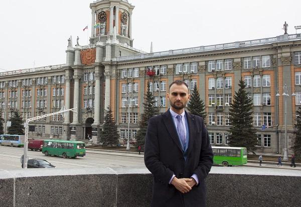 Эксперт в области создания и обеспечения доступной среды Валерий Сычык - сторонник партии «Единая Россия»