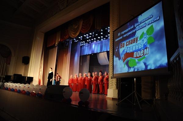 В Полевском прошел ежегодный музыкальный фестиваль
