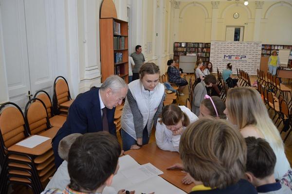 «Молодая гвардия» организовала презентацию книги