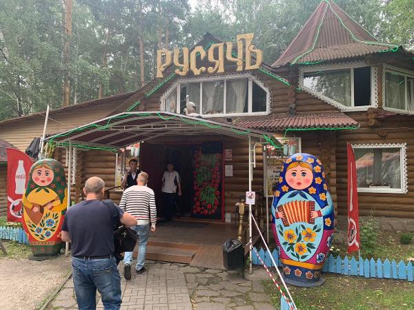 Активисты «Народного контроля» проверили кафе в парке им. Маяковского (ФОТО)
