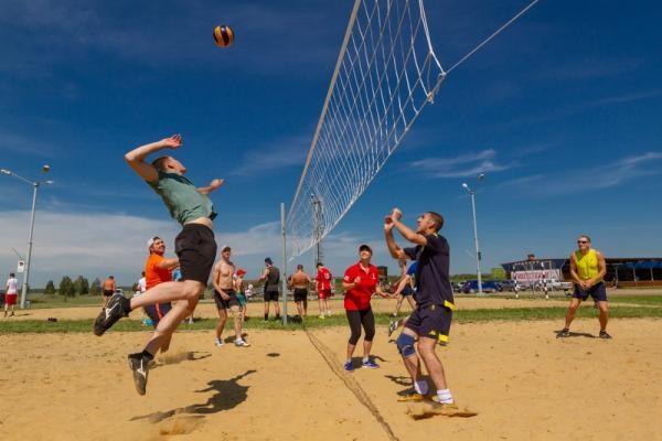 Синарские трубники из Каменска-Уральского провели спортивный праздник