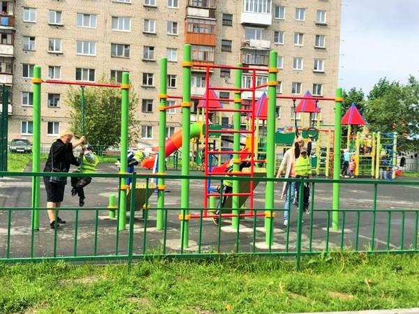 Мониторинговая группа партпроекта «Городская среда» работала в Асбесте