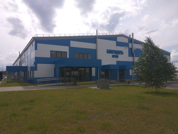 По инициативе партийцев в Кушве построили ледовую арену