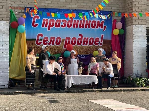 В Туринском районе отметили День рождения села Дымковское