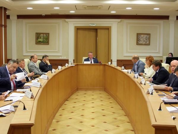 Сергей Никонов: Национальный проект «Экология» коснется каждого жителя Свердловской области