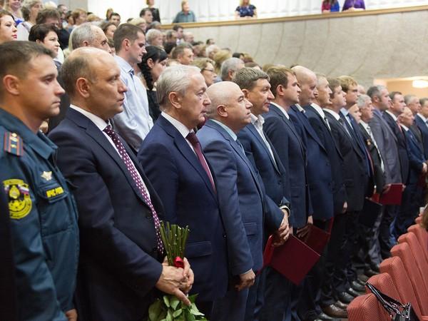 Вячеслав Погудин поздравил завод «Планта» с 80-летием (ФОТО)