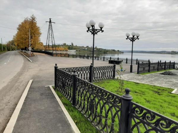 Елена Чечунова: Обновленная набережная в Бисерти станет центром притяжения горожан и туристов (ФОТО)