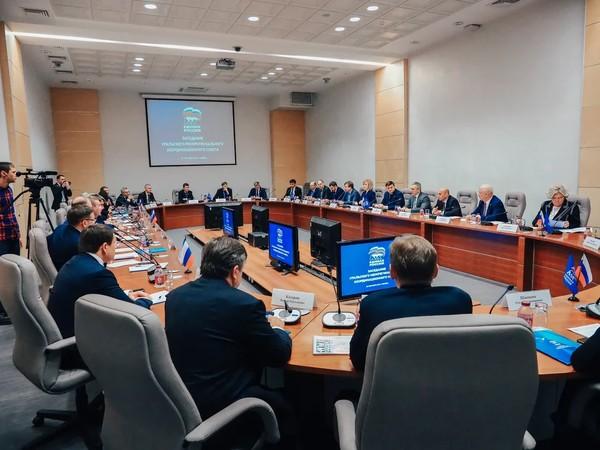 Партийцы УрФО оценили результаты выборов и эффективность кадровой работы
