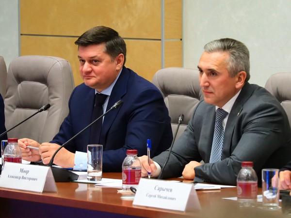 Иван Квитка: «Единая Россия» получила на выборах в УрФО более 82% мандатов