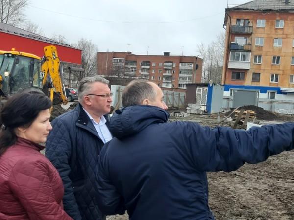 Сергей Никонов: «Красноуральск активно участвует в реализации приоритетных национальных проектов»