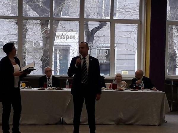 В Уральском Федеральном университете прошла традиционная встреча ветеранов