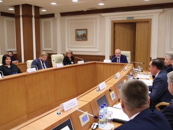 Вторая ассамблея объединения «Депутатская вертикаль» состоится 8 ноября 2019 года
