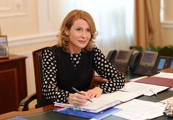На XXXVI партконференции Елена Чечунова рассказала о работе депутатского корпуса