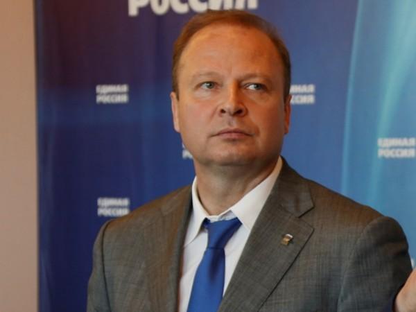 Виктор Шептий рассказал об совершенствовании регионального законодательства