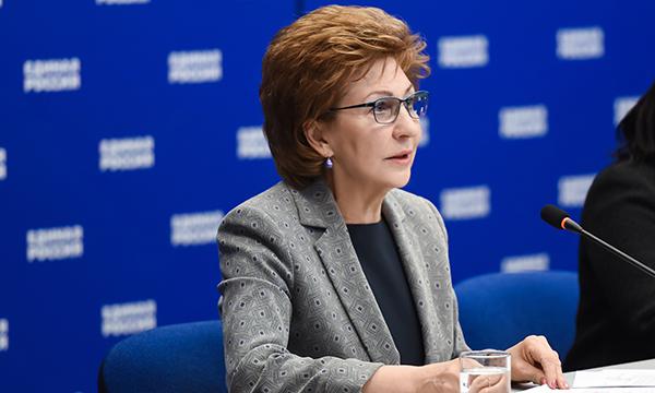 «Единая Россия» проведет с 25 ноября по 1 декабря неделю приемов граждан по всей стране