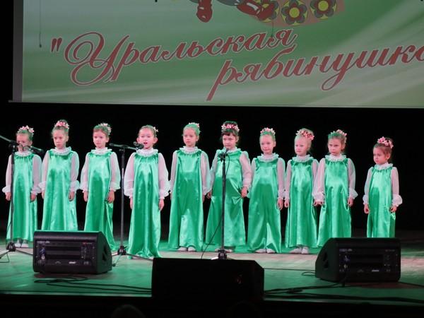 Партийцы поддержали детский фестиваль