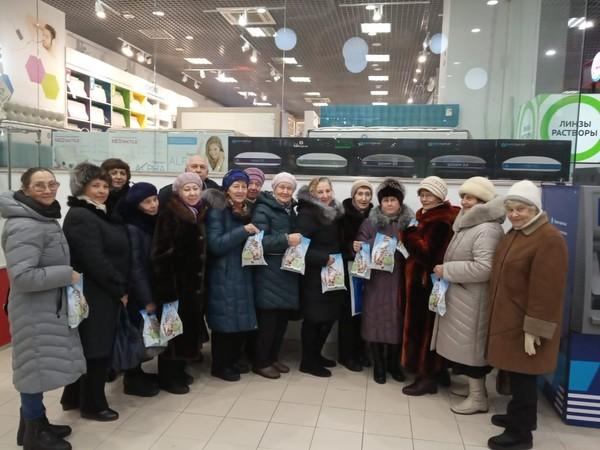 Депутаты организовали для женщин просмотр фильма-концерта