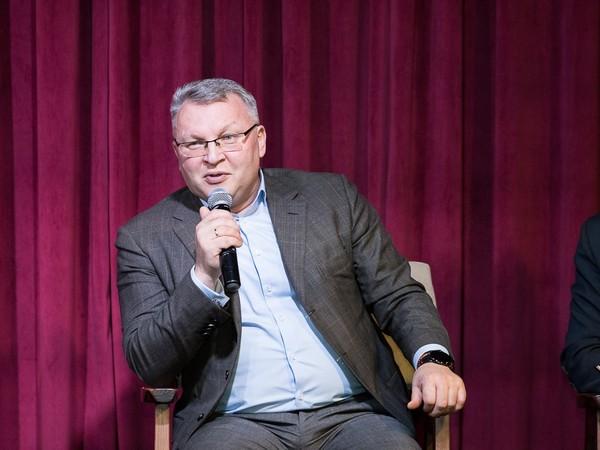 Сергей Никонов: «Непрерывный диалог с людьми – главное условие эффективного обновления Партии»