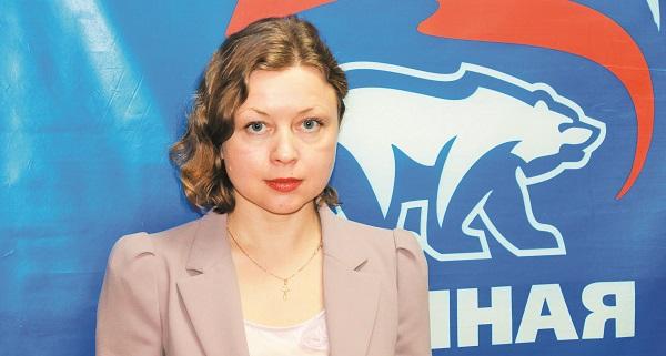 В Ревде общественную приемную «Единой России» уже три года возглавляет Ирина Виноградова
