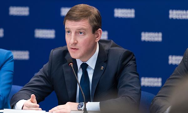 Турчак: «Проектный офис обеспечит работу по формированию народной Программы «Единой России»