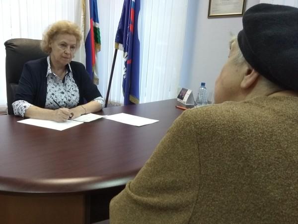 Специалист минздрава Свердловской области провела прием граждан