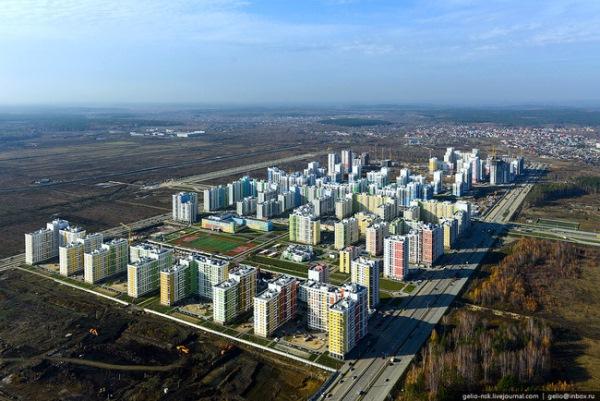 Свердловская область — в числе регионов, перевыполнивших планы в рамках нацпроекта «Жилье и городская среда»