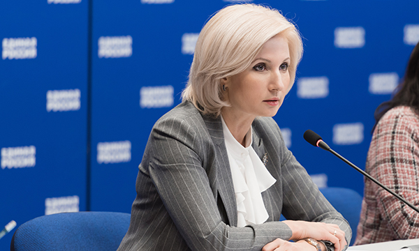 Баталина: «В 2020 году общественные приемные введут новые форматы работы»