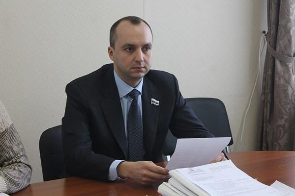 Руководитель Региональной общественной приемной Михаил Клименко провел прием граждан